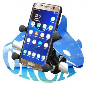 bike phone stand-מתקן אוניברסלי לטלפון לאופניים וקורקינט