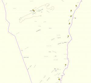 מפת איזורי חלוקה צ'יטה