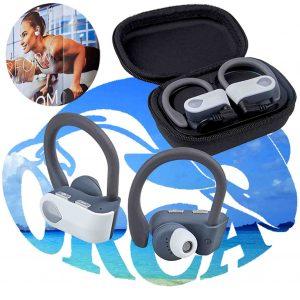 אוזניות Bluetooth מגה סאונד מבית Charge-it