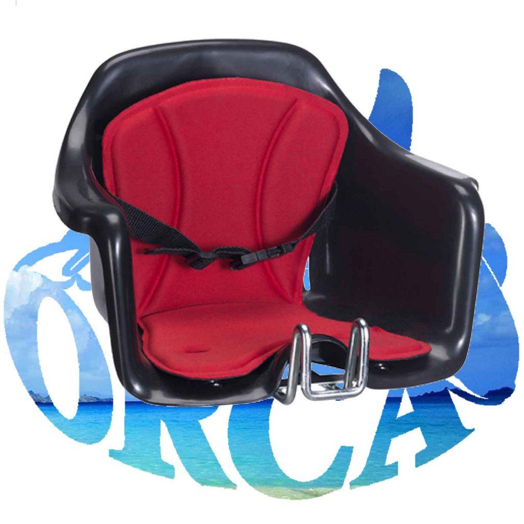מושב קדמי לאופניים לתינוק