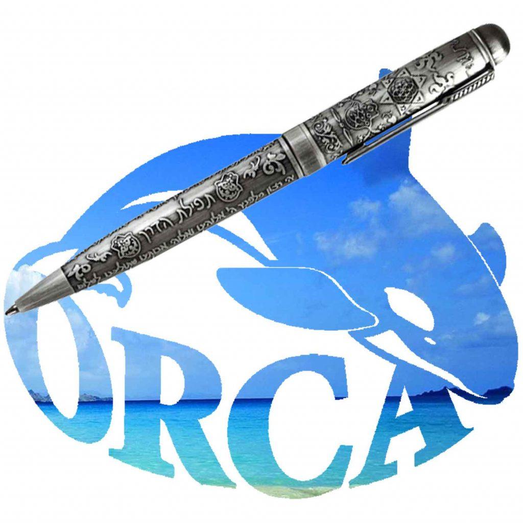 עט תבליט Design-Metal-Ballpoint-Pen