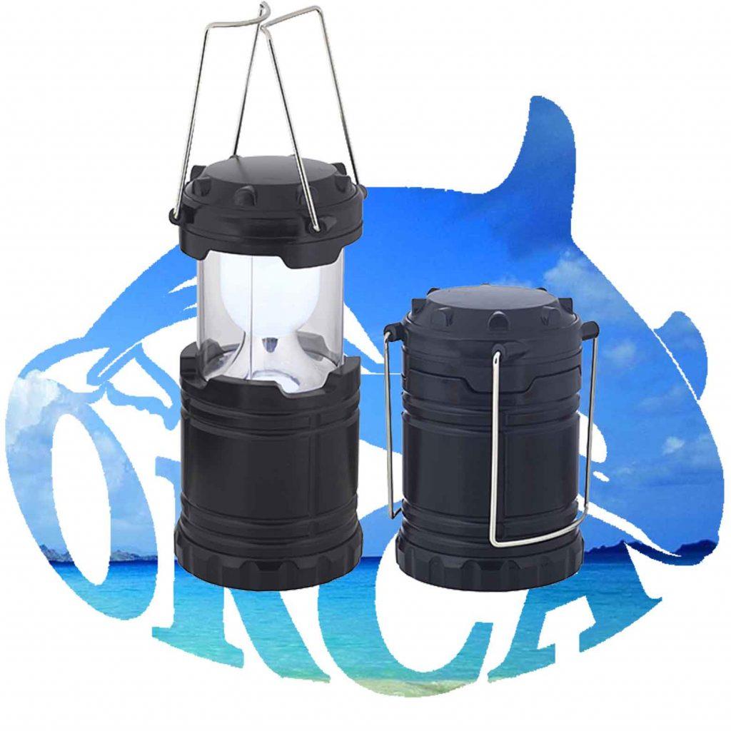 Portable פנס חירום לטיולים ולבית Lantern LED Lamp Light