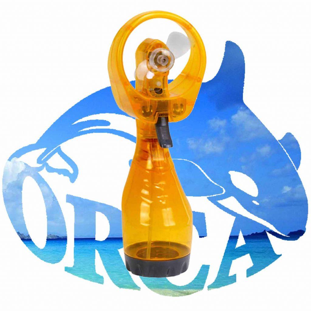 מאוורר מתיז מים Water Spray Fan