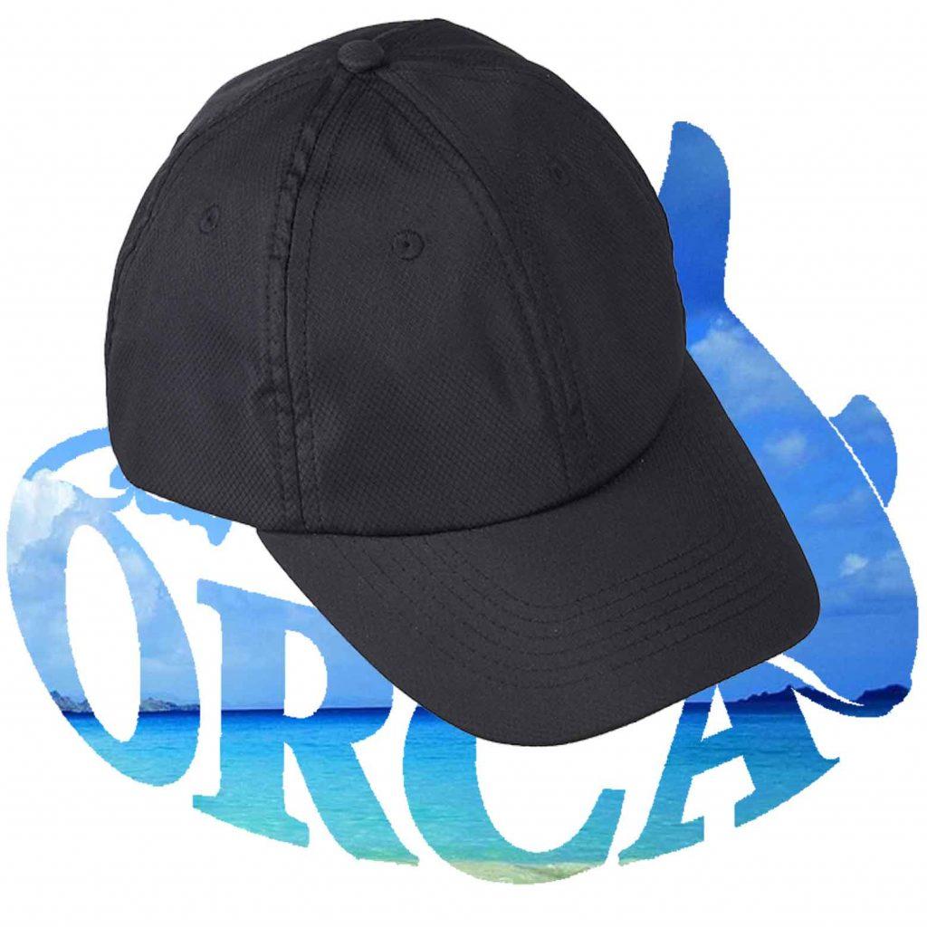 כובע מצחיה דרייפיט 6 פאנל שחור